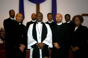 Pastor & Clergy