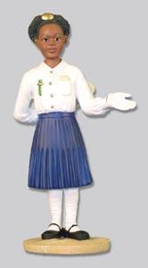 Junior usher girl